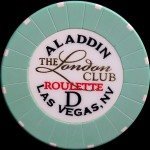 ALADDIN-THE-LONDON CLUB D Roulette