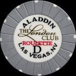 ALADDIN-THE-LONDON-CLUB D Roulette