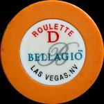 BELLAGIO B ROULETTE