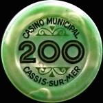 CASSIS 200