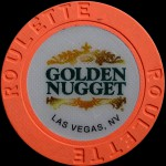GOLDEN NUGGET ROULETTE
