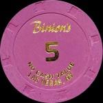 BINIONS Roulette 5