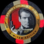 The WORLD is not Enought Jame Bond 007