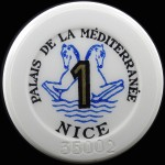 PALAIS MEDITERRANEE 1