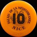 PALAIS MEDITERRANEE 10