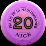 PALAIS MEDITERRANEE 20