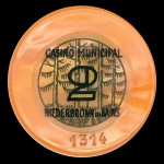 NIEDERBRONN 2 Orange