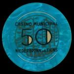 NIEDERBRONN 50 Bleu