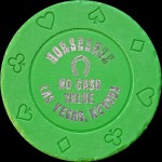 HORSESHOECLUB  25 c Las Vegas