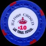 KINGS CROWN 10 $