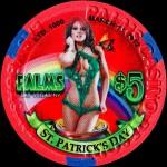 PALMS-5-$-St-Patrick-Day