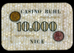 LE RUHL 10 000