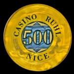 NICE RUHL  500