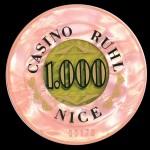 NICE RUHL  1000