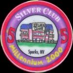 SILVER CLUB 5
