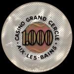 AIX LES BAINS 1000