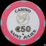 ST JULIEN EN GENEVOIS 50 €