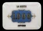 LA SIESTA 1 000