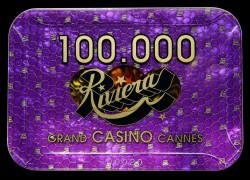 CANNES RIVIERA 20 000