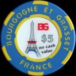 B & G  1 000