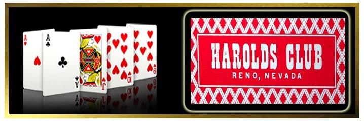 HAROLDS CLUB