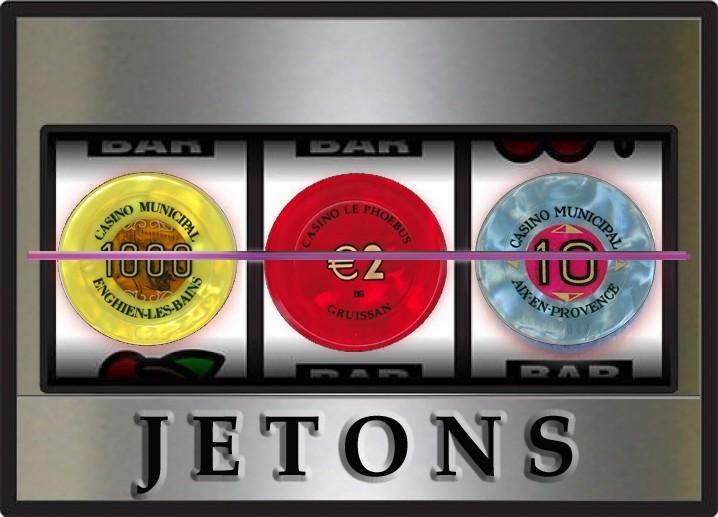 JETONS JT