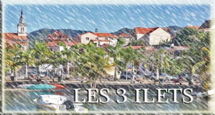LES 3 ILETS