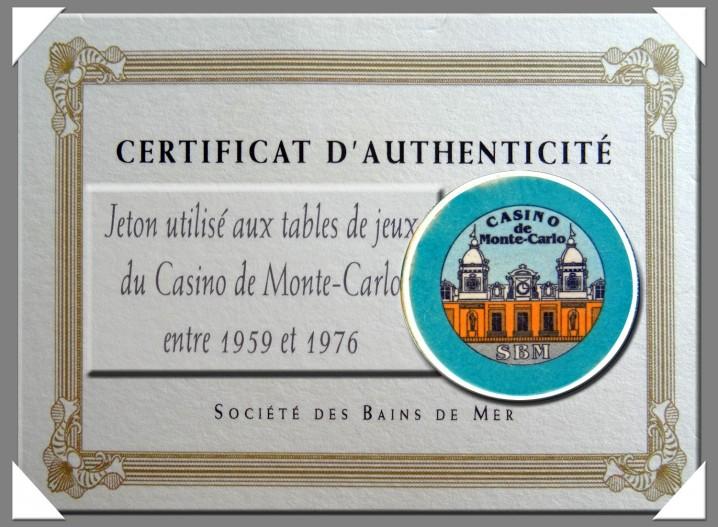 ROULETTE Monte Carlo