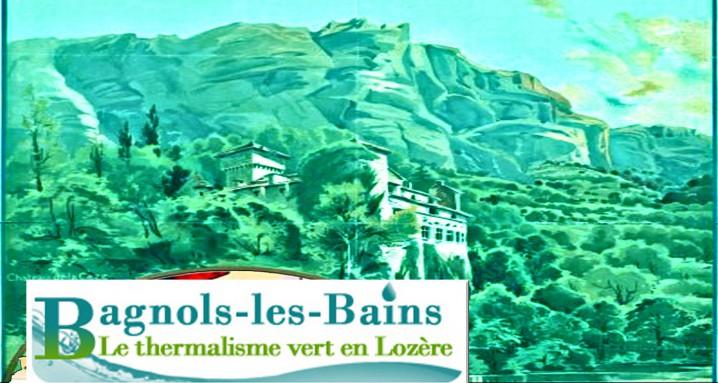 BAGNOLS LES BAINS
