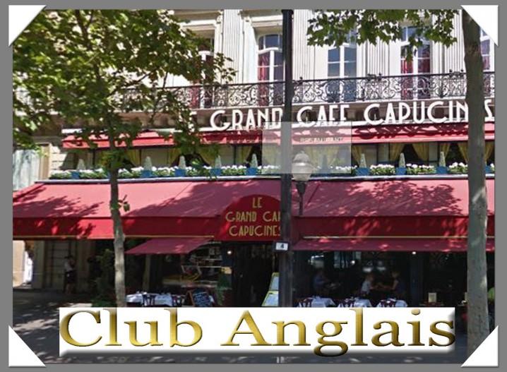 CLUB ANGLAIS