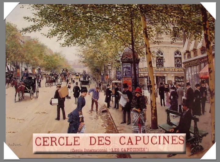 CERCLE DES CAPUCINES