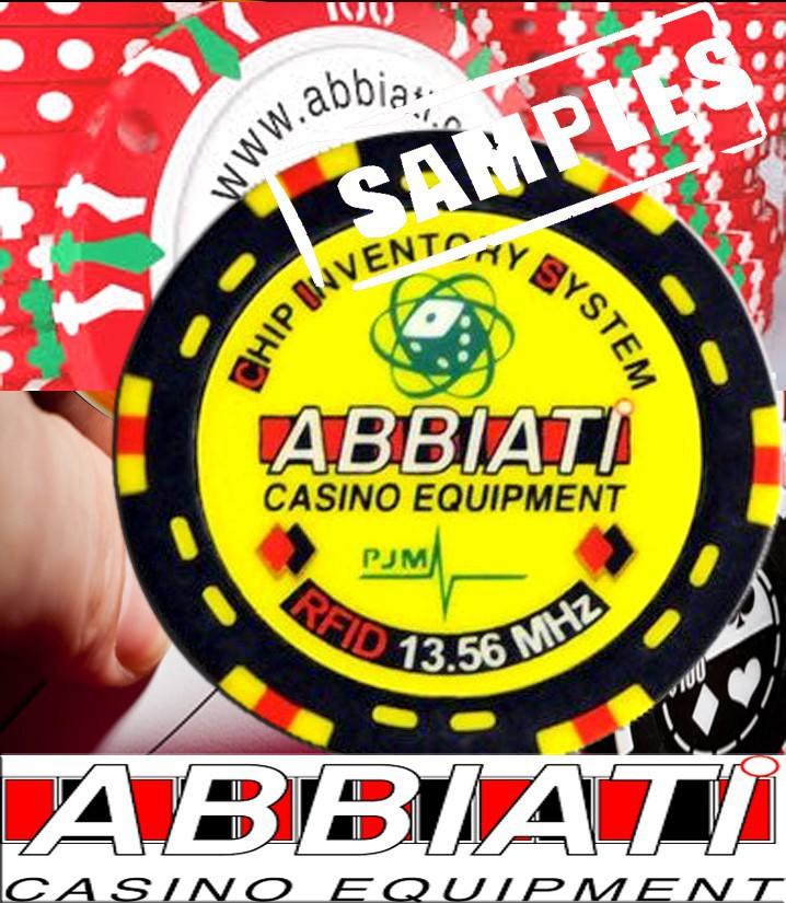 ABBIATI CHIPS SAMPLES