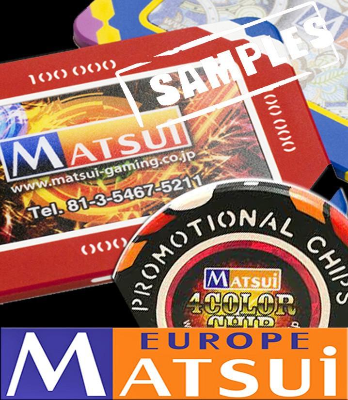 MATSUI CHIPS SAMPLES