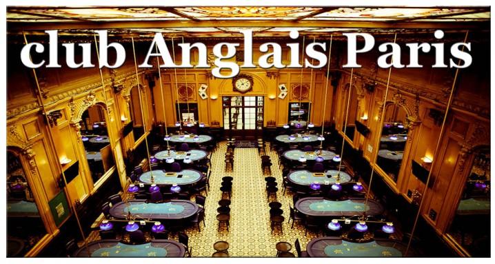 CLUB ANGLAIS PARIS