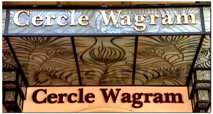 CERCLE WAGRAM PARIS