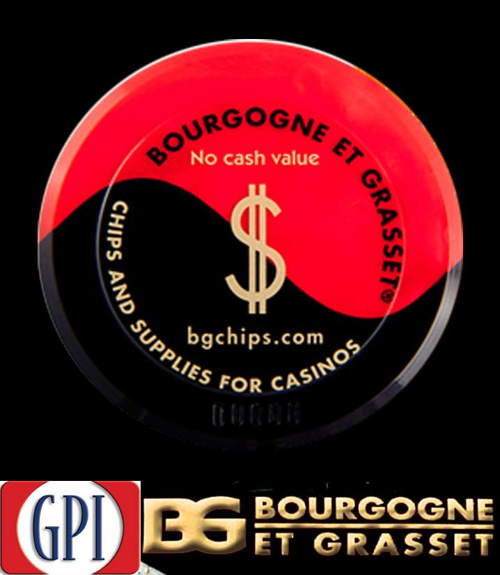 GPI - BOURGOGNE & GRASSET - JETONS