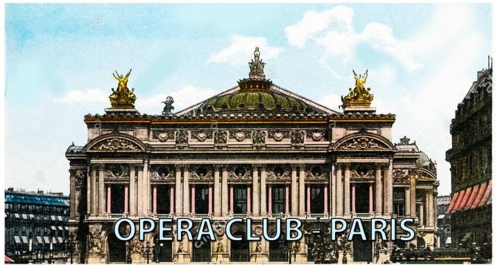 OPERA CLUB - PARIS