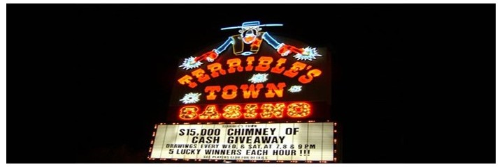 TERRIBLE'S TOWN