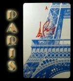PARIS EFFEIL TOWER BLEU