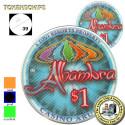 ALHAMBRA 1 $