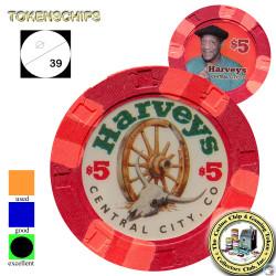 HARVEY'S 5 Central City Colorado