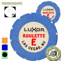 LUXOR E ROULETTE BLEU