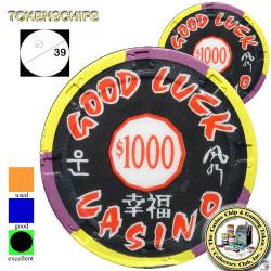 GOOD LUCK 1000